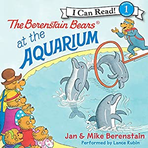 The Berenstain Bears at the Aquarium Audiobook