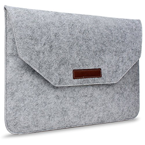 Macbook Air 13 / Pro 13 inch Shoulder Bag, Umiko(TM) Soft Carrying Laptop Handbag Bag Carry Protective Case For 13