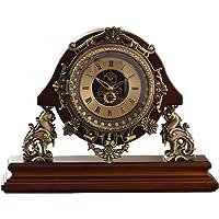 SESO UK Reloj de Mesa Antiguo Europeo Mantla