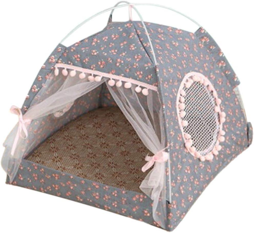 facile da mettere nel cortile di casa SHUAIGE tenda pieghevole per cani e gatti