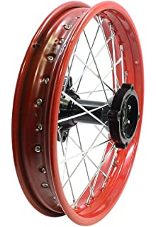 For 110cc 125cc 250cc Dirt Bikes 90 x 100-14 Dirt Bike Apollo Xtreme Orion Wheel /& Tire Combo