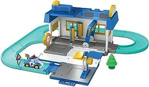 Robocar Poli Playset - Car Wash
