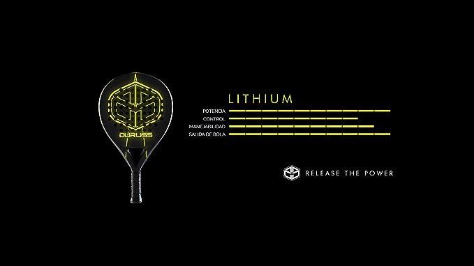 Duruss Lihtium: Amazon.es: Deportes y aire libre