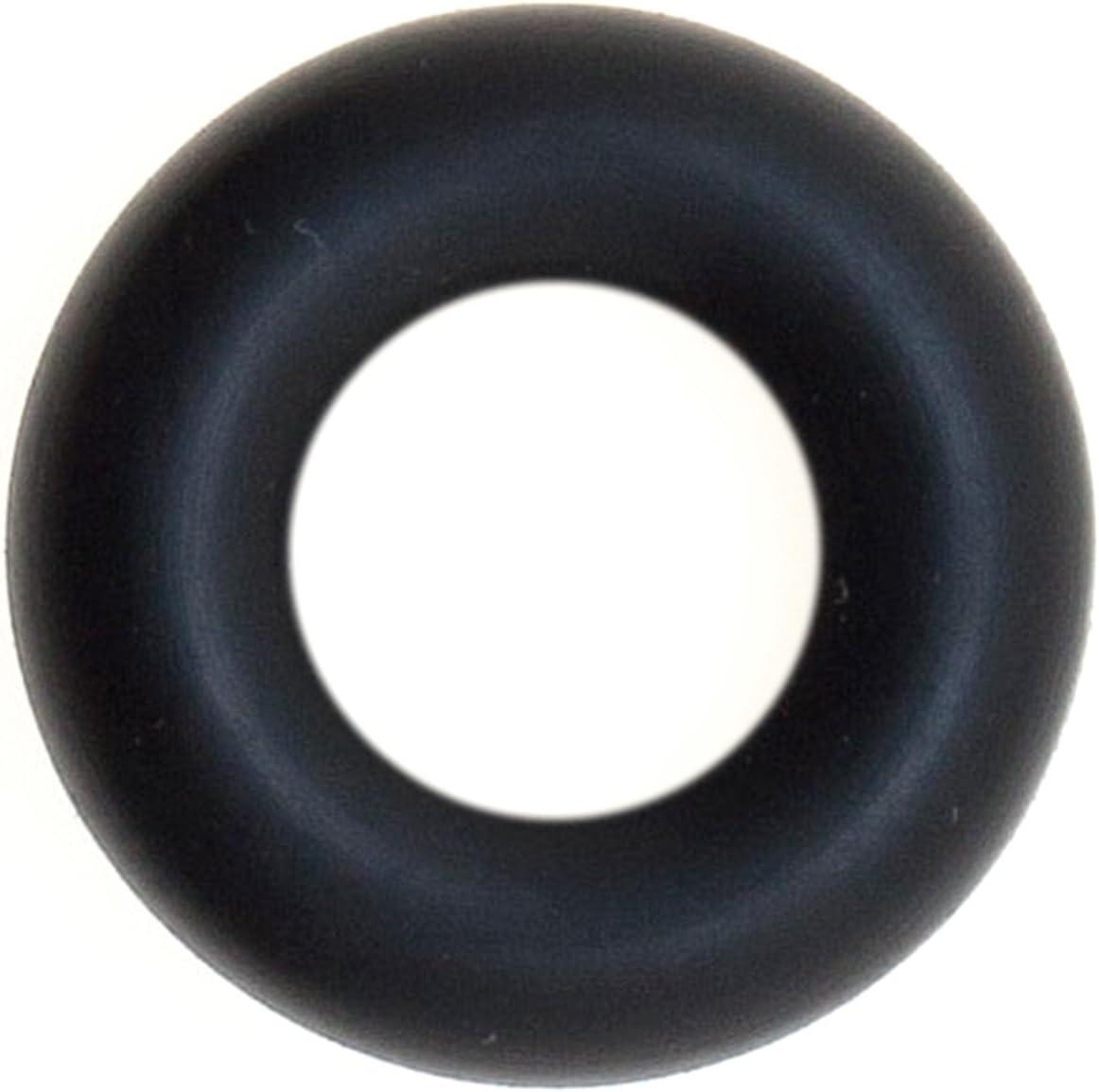 Menge 10 St/ück Dichtring//O-Ring 6 x 3 mm FKM 80 schwarz oder braun
