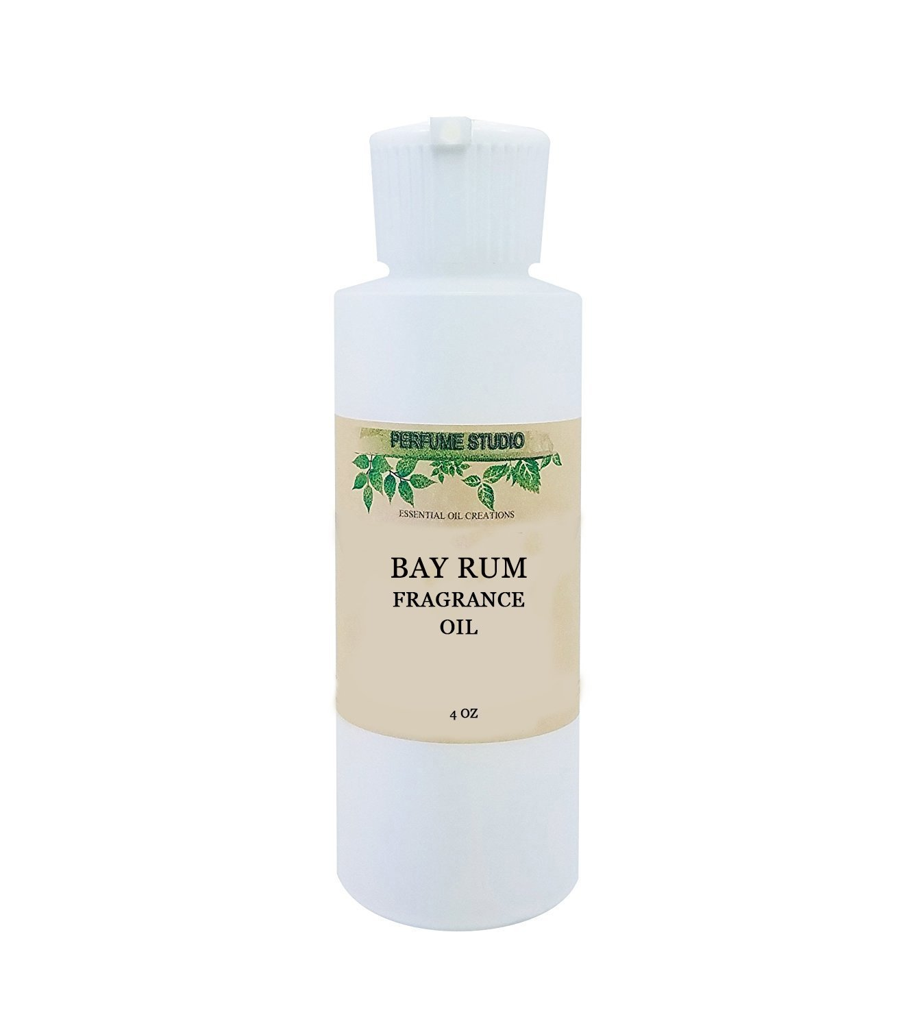 Fragrance Oil 100% Straight Pure Perfume Strength for Soap, Bath Bombs & Candle Making, Incense and Perfume Body Oils (BAY RUM)