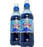 Blue Raspberry Slush Syrup 1litre (2x500ml bottles)