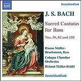 Cantates Sacrées Pour Basse Nos. 56, 82 And 158