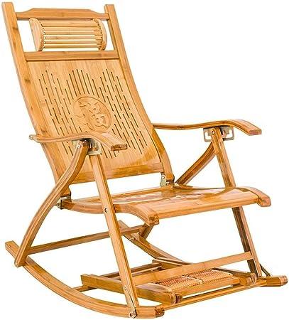 Chaise longue Zero Sdraio Sedia A Dondolo Pieghevole Il