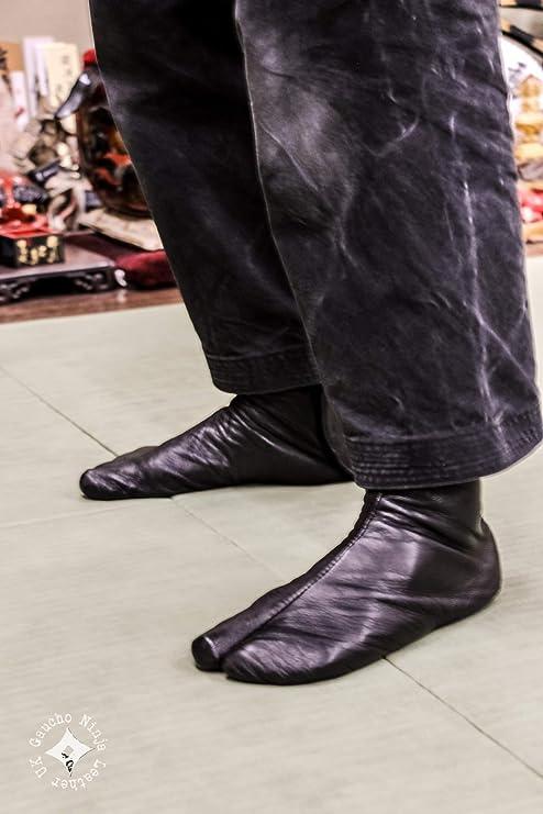 Handmade Ninja Soft Leather Tabi