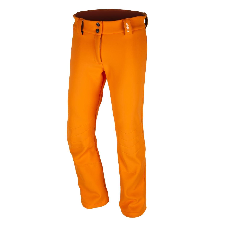 CMP Skihose Snowboardhose Winterhose orange Stretch ClimaProtect® warm