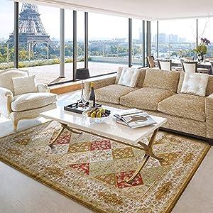 美式 浅色 客厅沙发背景正面