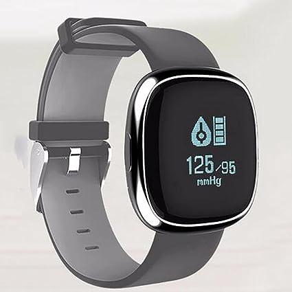 Reloj inteligente Zuizu 2017 con monitor de frecuencia cardíaca y presión arterial
