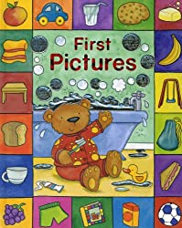 Sparkly Learning: First Pictures: Learn about animals in lively pictures, in a chunky boardbook format with sparkly foil detail throughout
