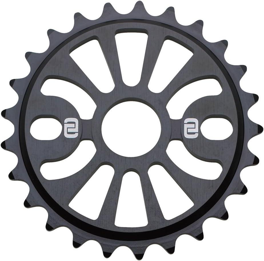 ODYSSEY HALFBASH 25T BLACK BICYCLE SPROCKET