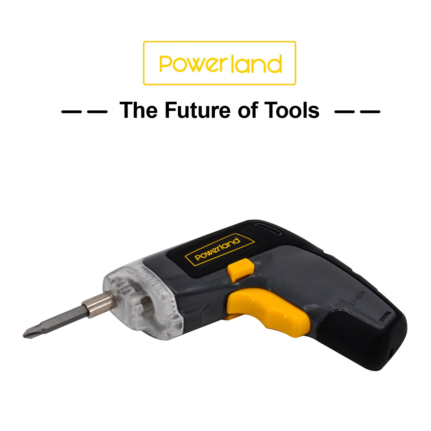 Powerland 3.6V Li-ion Battery Cordless Screwdriver S008 YOUNGSUN