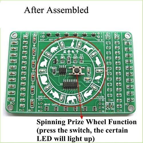 Durable Service Icstation Diy Electronics Smd Smt Components