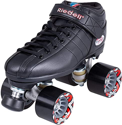 Riedell Skates – R3 – Quad Roller Skate for Indoor Outdoor