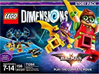 LEGO Batman Movie Story Pack - LEGO Dimensions - Not Machine Specific