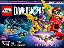 Lego Dimensions Lego Batman Movie - Story Pack - Standard Edition