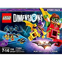 LEGO Batman Movie Story Pack - LEGO Dimensions - Not...