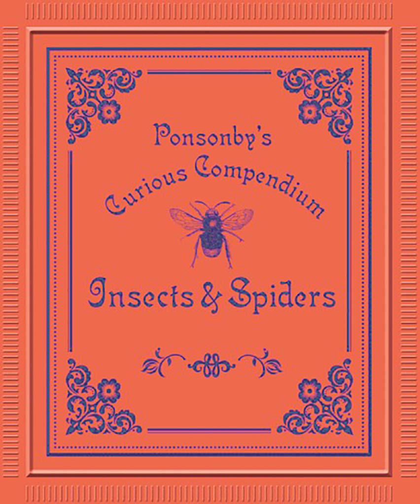 Ponsonby'S: Insects & Spiders ebook