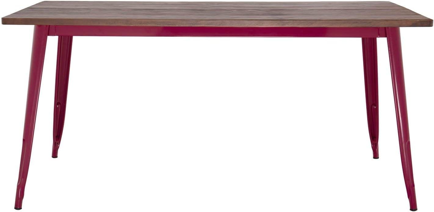 Scegli Un Colore SKLUM Tavolo LIX Legno Bianco Legno Naturale - 160x80