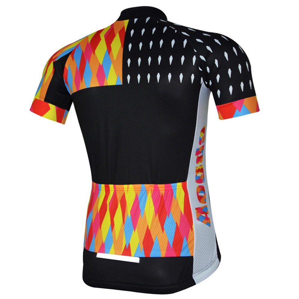 Amazon.com: Mens Aogda Cycling Jersey 2017 Ropa Ciclismo Hombre Racing Cycle Clothing Summer Short Sleeve Bike Jacket/Maillot A104: Sports & Outdoors