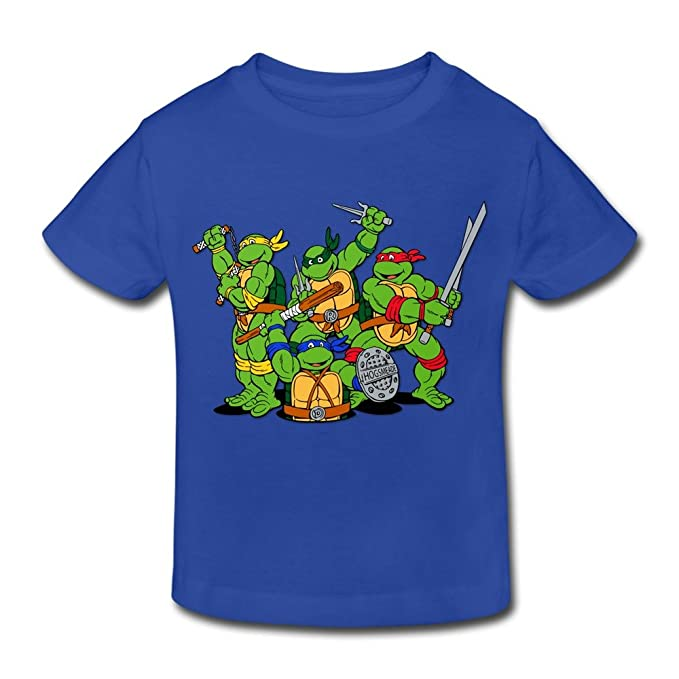 Amazon.com: Edad 2 – 6 niños bebé Teenage Mutant Ninja ...