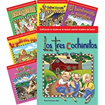 Children's Folk Tales and Fairy Tales 6-Book Spanish Set