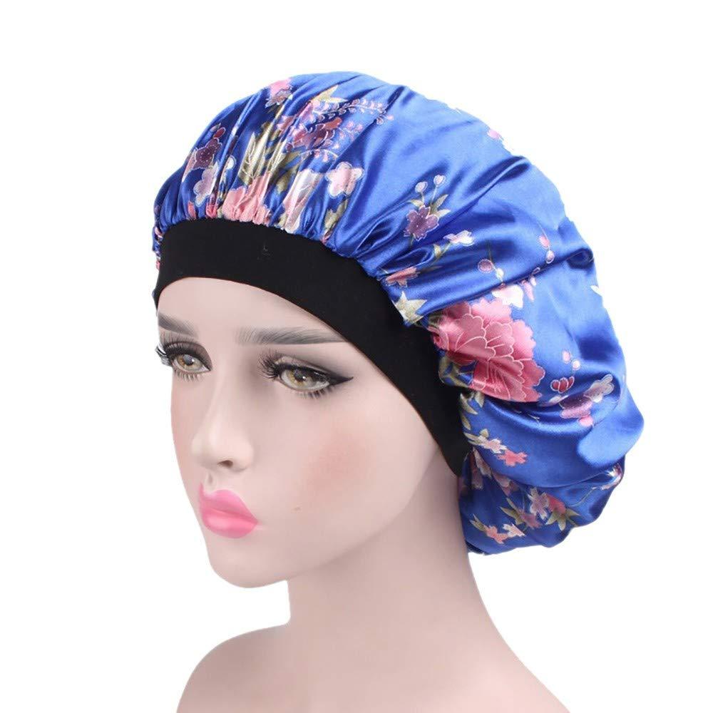 SGMORE Headbands Kit for Women Washing Face Rabbit Ears Hair Band Easter Hairband Softball Nylon Flower Headbands for Newborn Baby Girl Shower Plain Non Slip