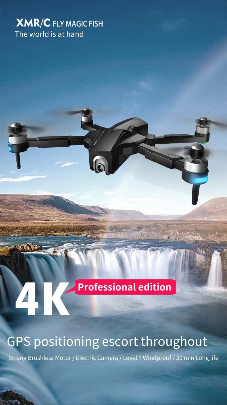 Shenghe GPS RCドローンM8 5G WIFI FPV 4KウルトラHDカメラGPSオプティカルフローポジショニングQuadcopter Pro Selfieカメラフライ28 MinsVS F11 SG906 バッテリー1個