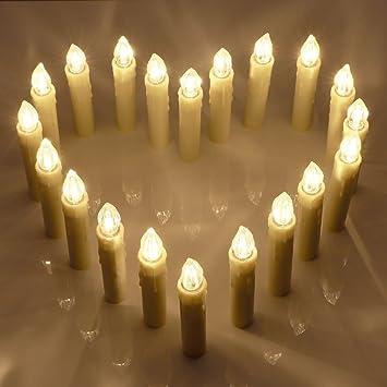 Kerzen fur weihnachtsbaum mit fernbedienung