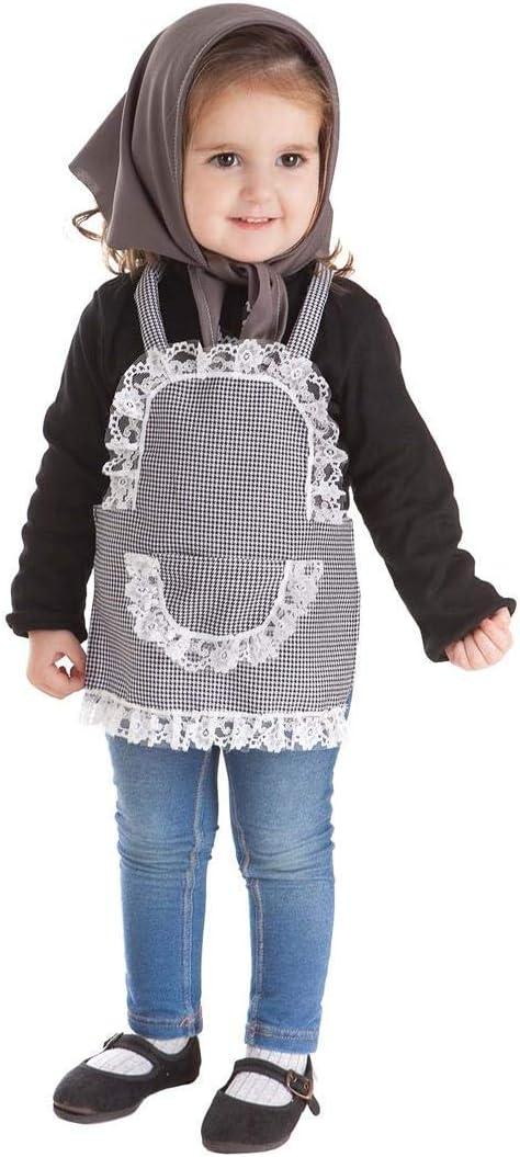 Creaciones Llopis- Disfraz Infantil, 3-5 Años (3651-1): Amazon.es ...