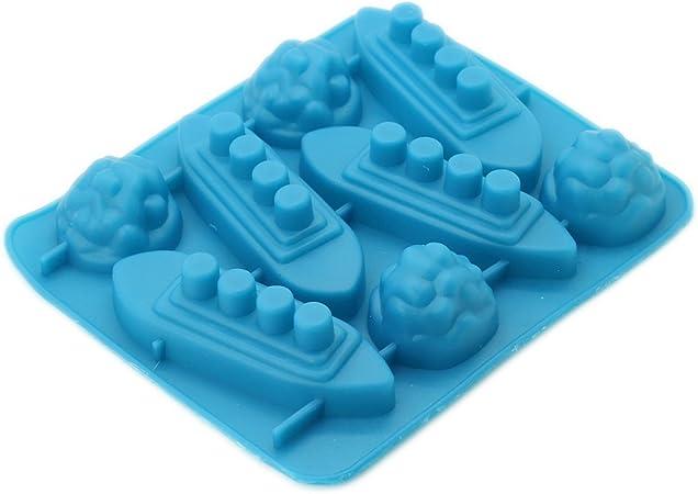 Moule en silicone Titanic Moule /à g/âteau Outils de g/âteau Emporte-pi/èce Moule /à glace Moule /à g/âteau Outils de cuisson