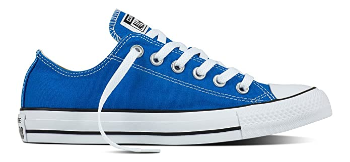 Converse Chucks All Star Low Top Sneaker Herren Blau (Soar)