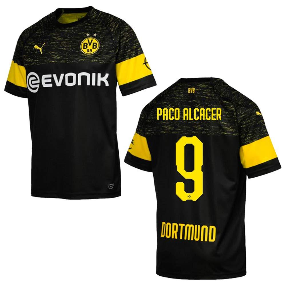 BVB Trikot Away Kinder 2019 - PACO ALCÁCER 9