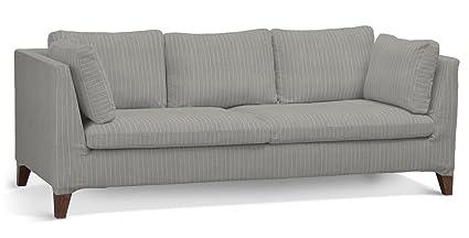 Dekoria Stockholm de 3 plazas para funda de sofá compatible ...