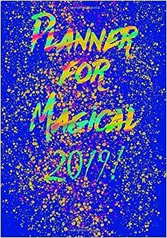 Descargar U Torrent Planner For Magical 2019 It PDF