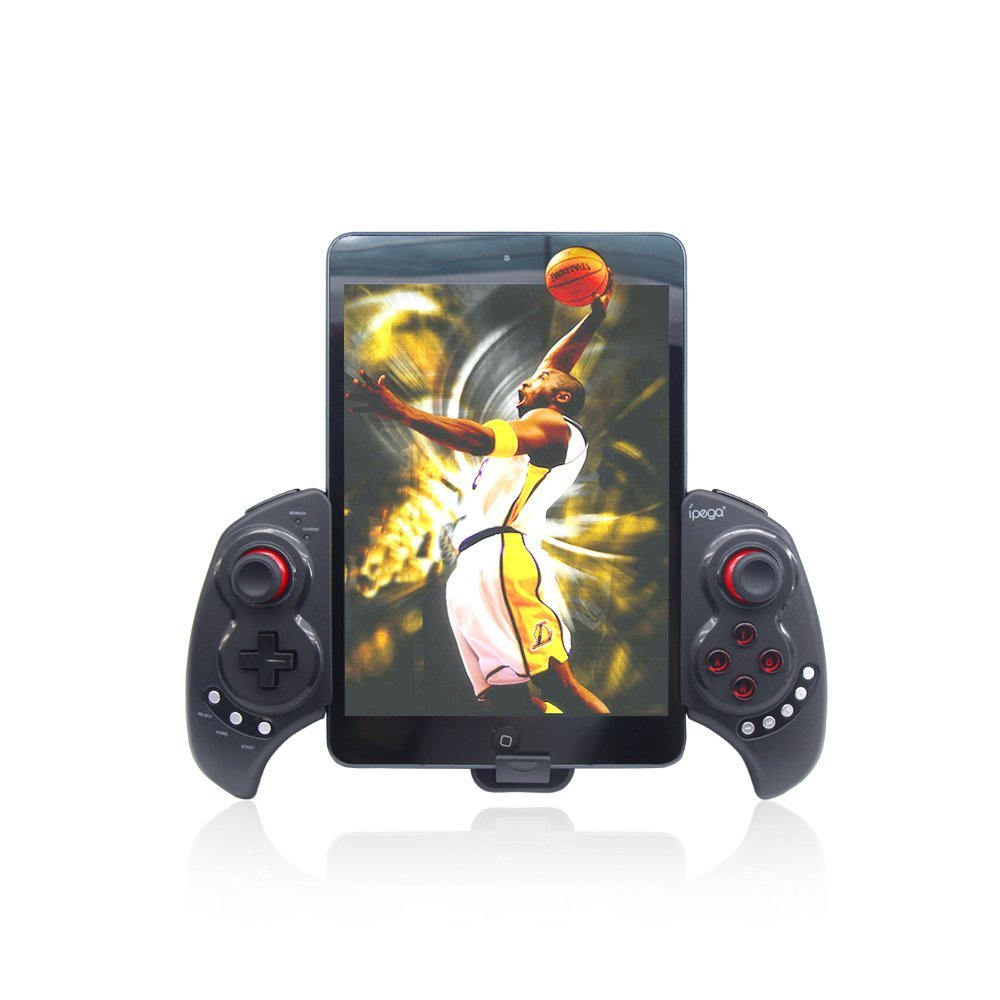 Ipega PG-9023 Wireless Bluetooth Game Controller Gamepad for iPhone iPod iPad iOS System, Samsung Galaxy Note Android Tablet Pcs