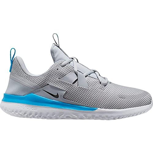 Guiño Justicia Feudo  Buy Nike Renew Arena SPT/Wlfgry/Blk Grey/Blue/White Running Shoes - 10.5 UK  (45 EU) (11 US) (CJ6026-004) at Amazon.in
