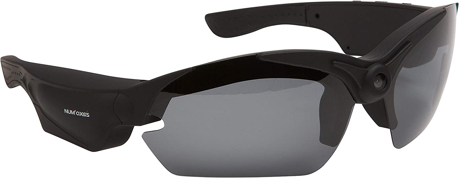 NUM'AXES Glasses With Camera 1 Bluetooth  Camouflage 1 Unidad 60 g