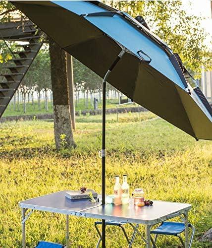 Table pliante extérieure et chaise multifonctionnelle bureau de camping portable ultra-léger petite tableB8