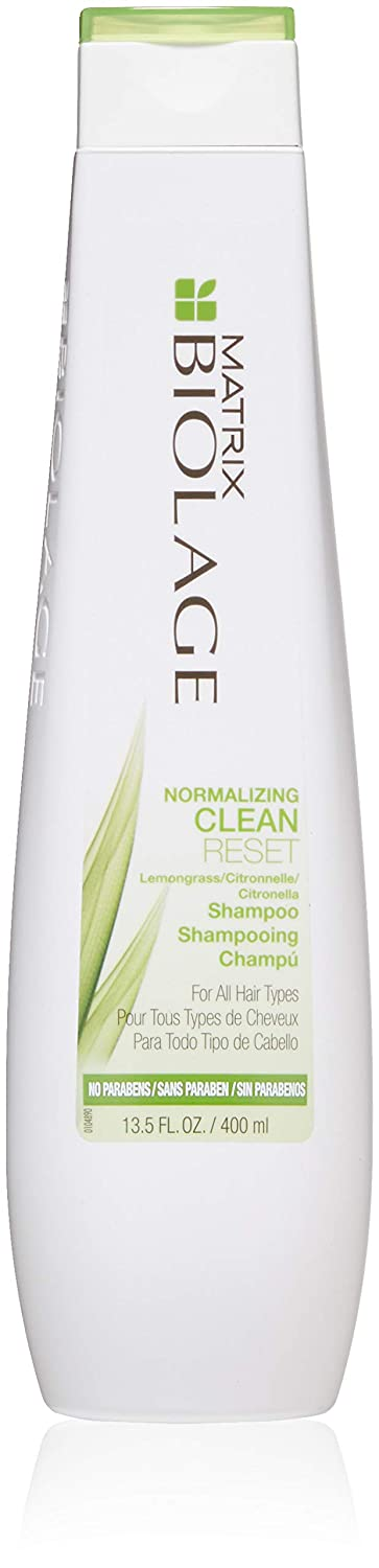 BIOLAGE Cleanreset Normalizing Shampoo To Remove Buildup, 13.5 Fl. Oz. Matrix 884486164025