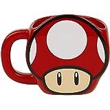 Toad Mushroom Coffee Cup - Super Mario Bros Nintendo Collectible - Coffee Mug