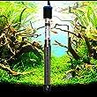 Bestgoo 300W Adjustable Quart Glass Submersible Aquarium Heater for Fish Tank with Smart Auto Constant Temperature System Thermostat