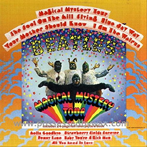 Music : Magical Mystery Tour