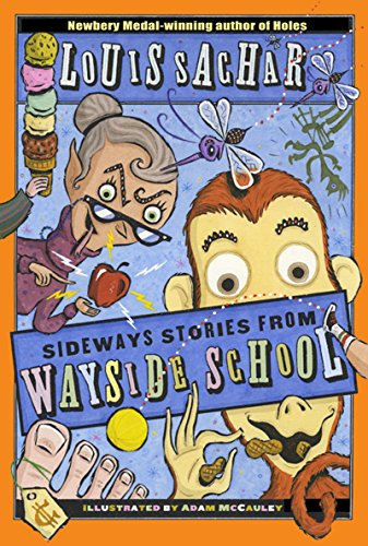 Sideways Stories from Wayside School by [Sachar, Louis]