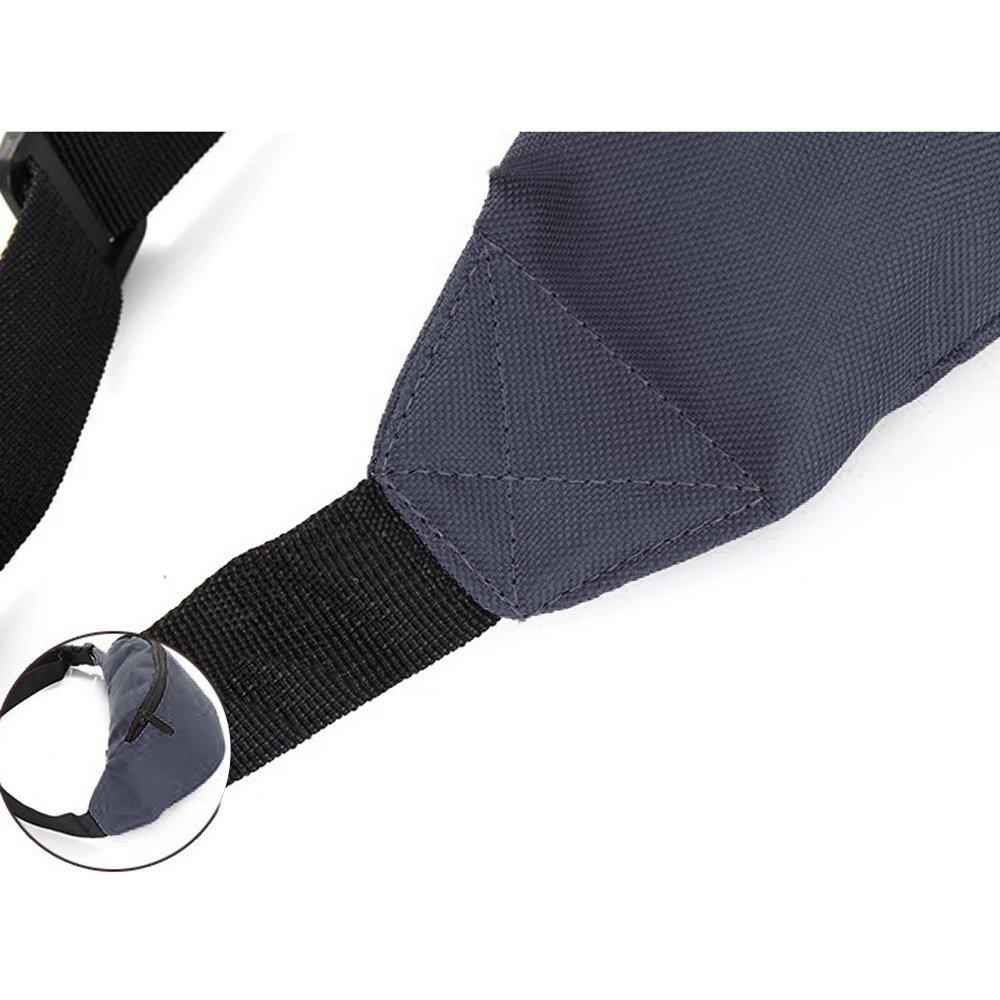 Unisex Waist Packs for Women Men Walking Hiking Running and Travel Sports Pack Bag