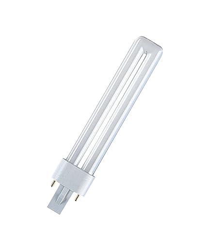 Lampe /à /économie d/énergie GE Lighting Biax/-/TM S f11bx//827/11/W