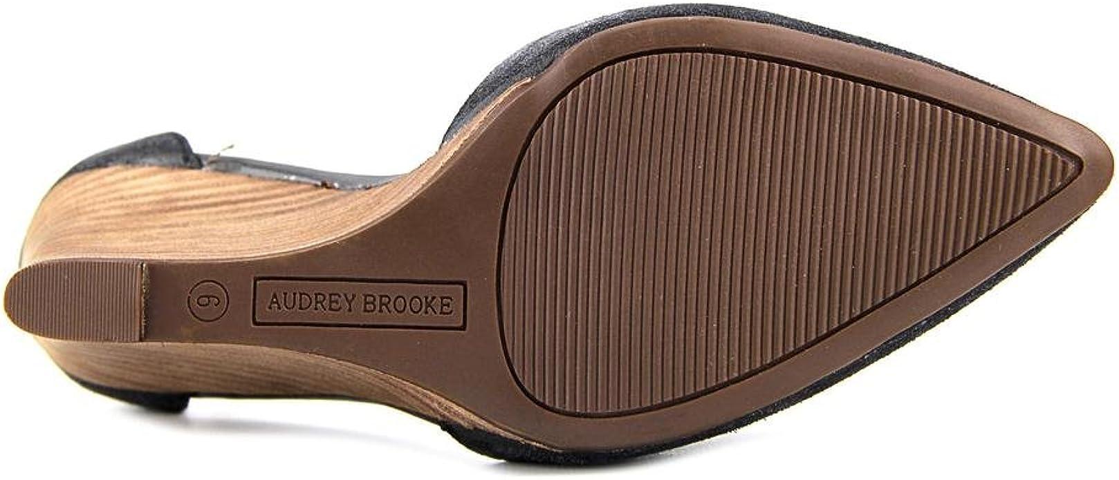 Audrey Brooke Esther Women US 6 Black